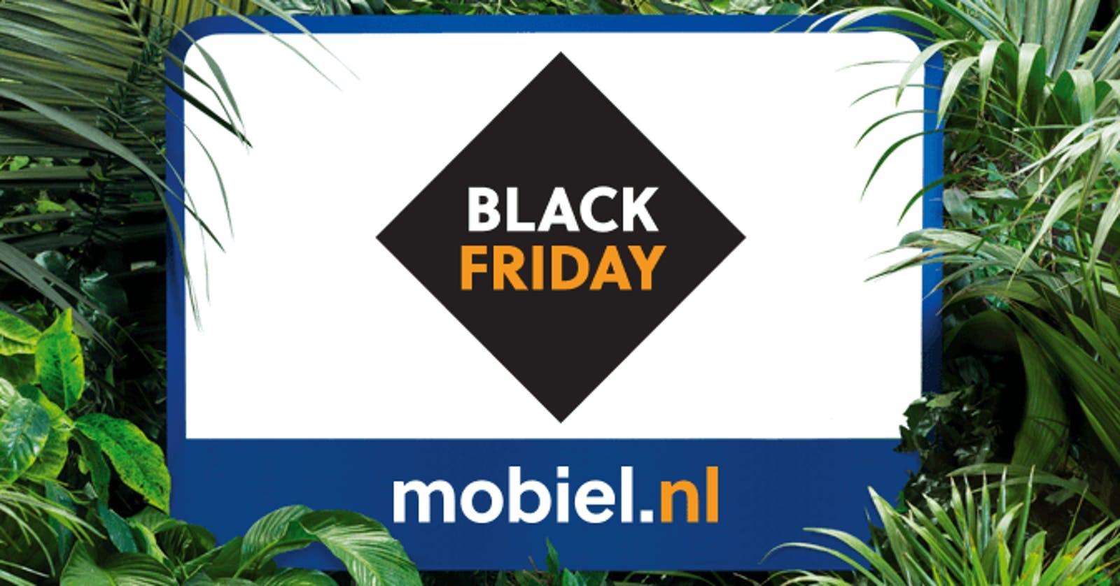 Mobiel.nl blackfriday met extra ING punten deal korting (€35)