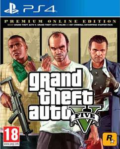 [Black Friday] Grand Theft Auto V Premium Online Edition @ PSN