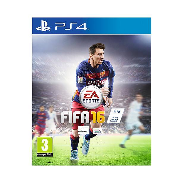 FIFA 16 voor 44,45 @ Wehkamp