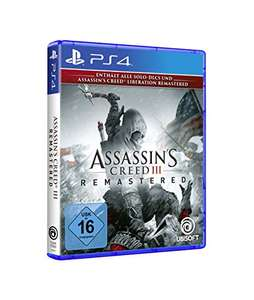 Assassin's Creed III Remastered - PS4 - Amazon.de