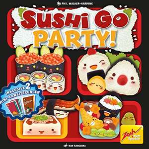 Duitse Sushi Go! Party voor €11,73 @ amazon.de