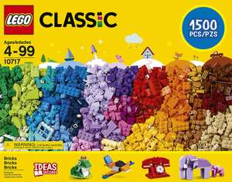 Lego classic: 1500 stenen