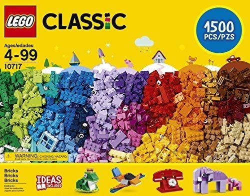 LEGO - Stenen, stenen, stenen (10717)