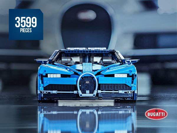 Lego Technic bugatti (laagste prijs ooit)