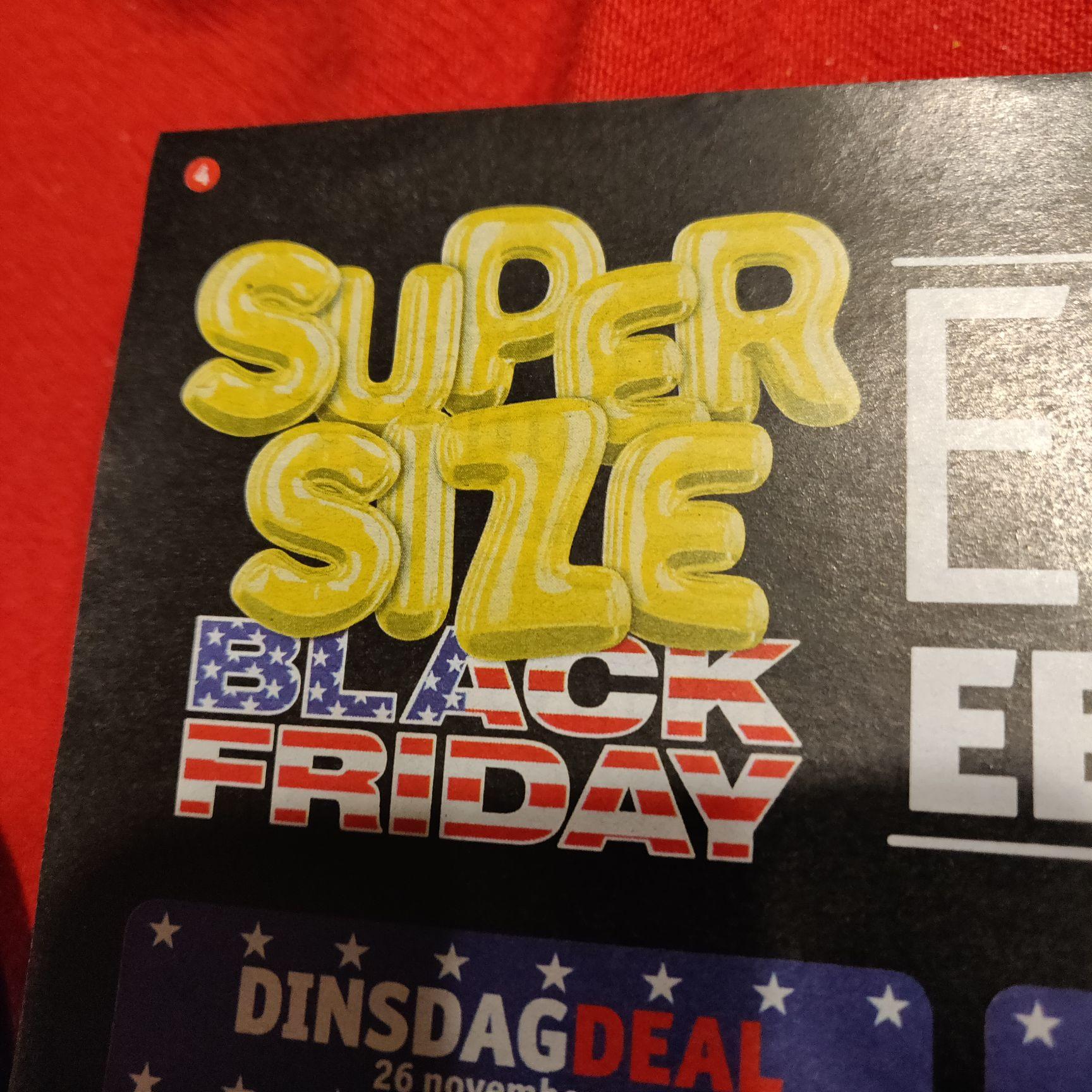 Black Friday bij Kruidvat - iedere dag een andere deal