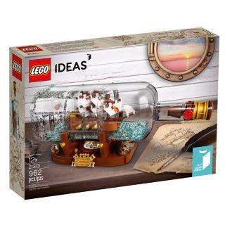 Lego Schip in een fles (21313) (lego.com)