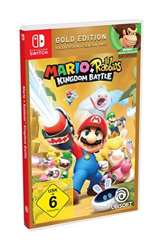 Mario + Rabbids Kingdom Battle Gold edition (switch) voor €24,99 @ amazon.de