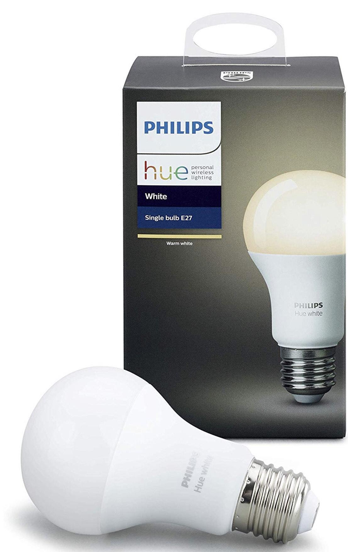 Amazon Warehouse Deal - Philips hue white E27
