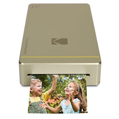Kodak KPM-210B Mini-fotoprinter voor de Apple iPhone en Android @ Amazon.de