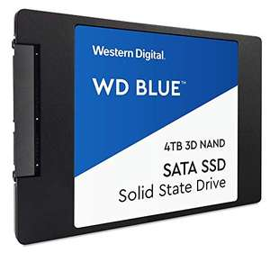 WD Blue 3D NAND 4TB SSD @Amazon.de