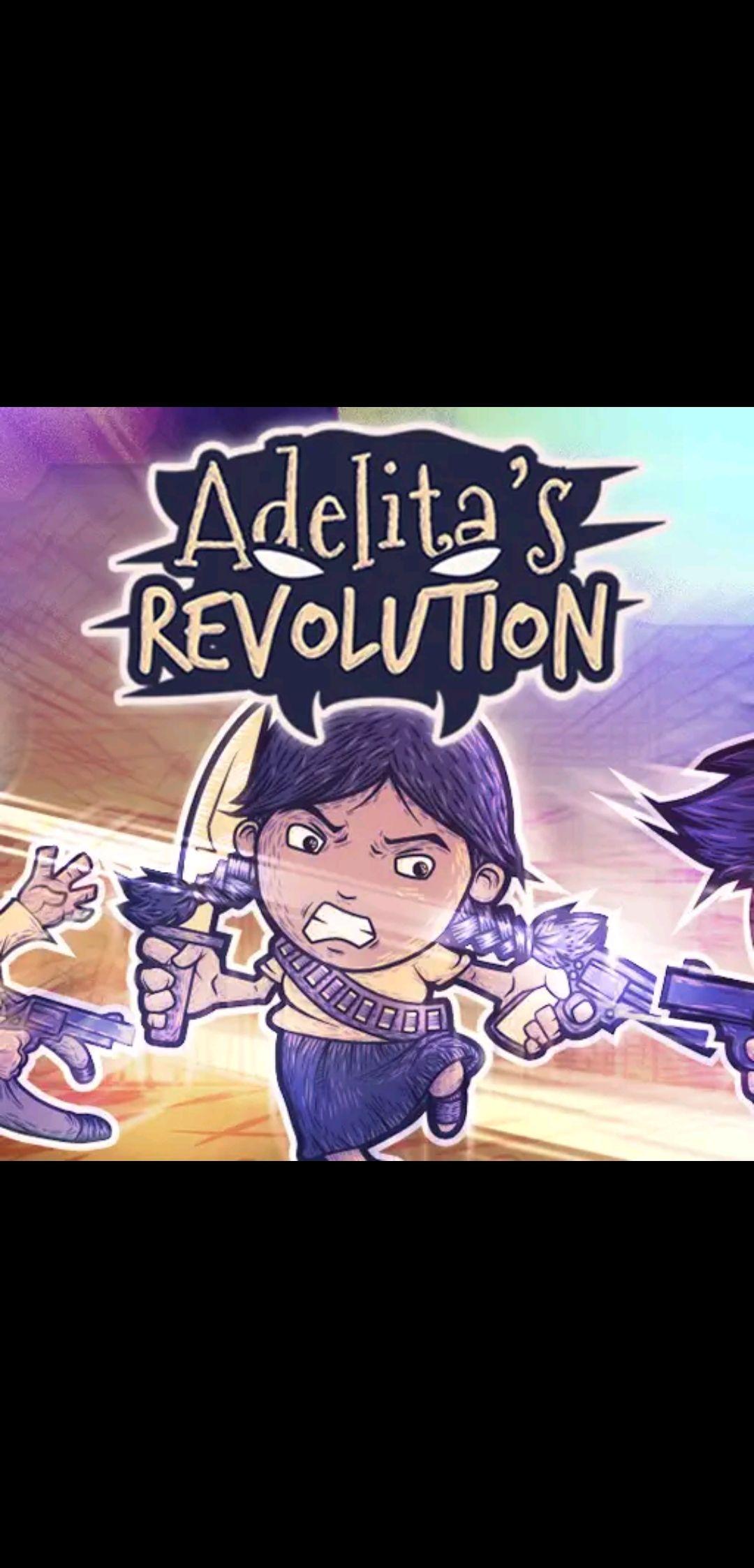 Adelita's revolution(android) vandaag gratis ipv 2,29