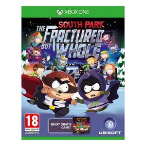 South Park: The Fractured but Whole + South Park The Stick of Truth (Xbox One) @ Wehkamp