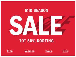 Mid season SALE @Wefashion