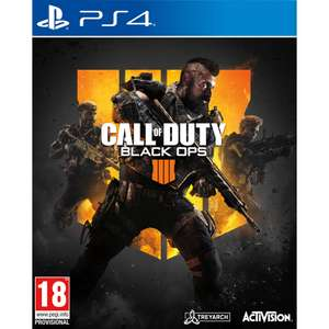Call of Duty Black Ops 4 voor PS4