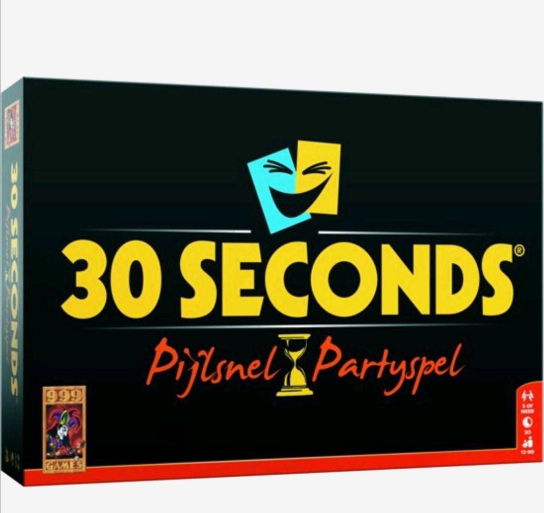 30 seconds gezelschapsspel