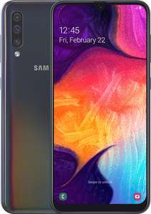 Samsung Galaxy A50 €249 BF @coolblue
