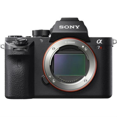 Sony A7R mark II voor 1299