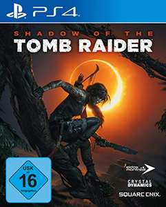 Shadow of the Tomb Raider PS4 en Xbox One @ amazon.de