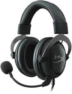 HyperX Cloud II Gunmetal/Rood Gaming Headset