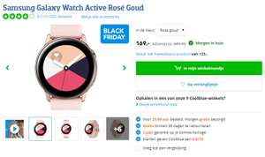 Samsung Galaxy watch active (1e versie)