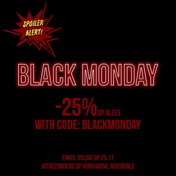 Black Monday: 25% EXTRA korting @ Maison Lab
