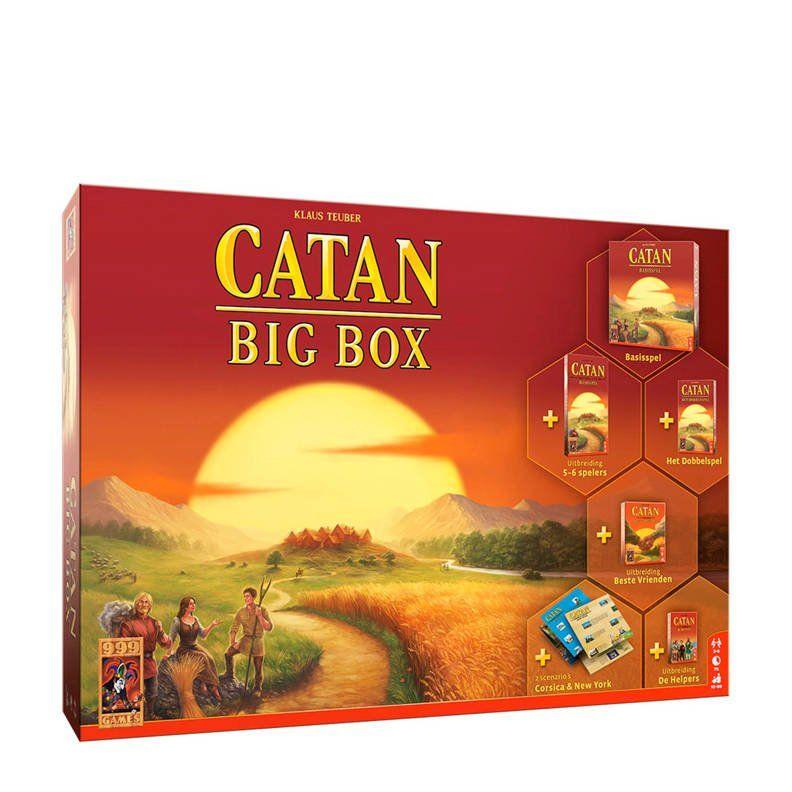 999 games Catan big box (elders 59,99) @wehkamp