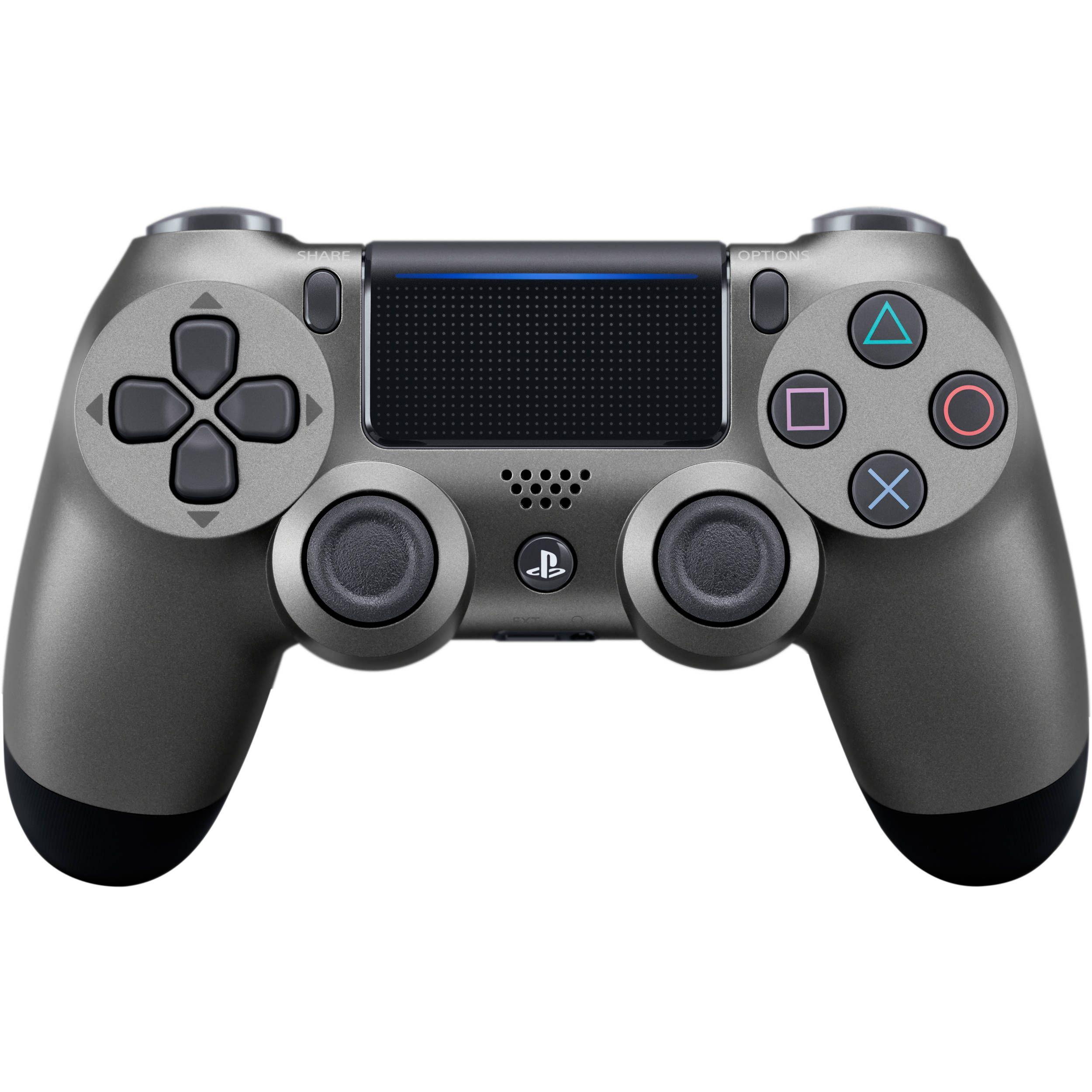 Diverse Dualshock 4 controllers vanaf €39 (Steel Black en meer) @mediamarkt