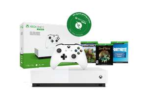 MICROSOFT Xbox One S 1 TB All Digital 2.0 - Mediamarkt - 125 euro