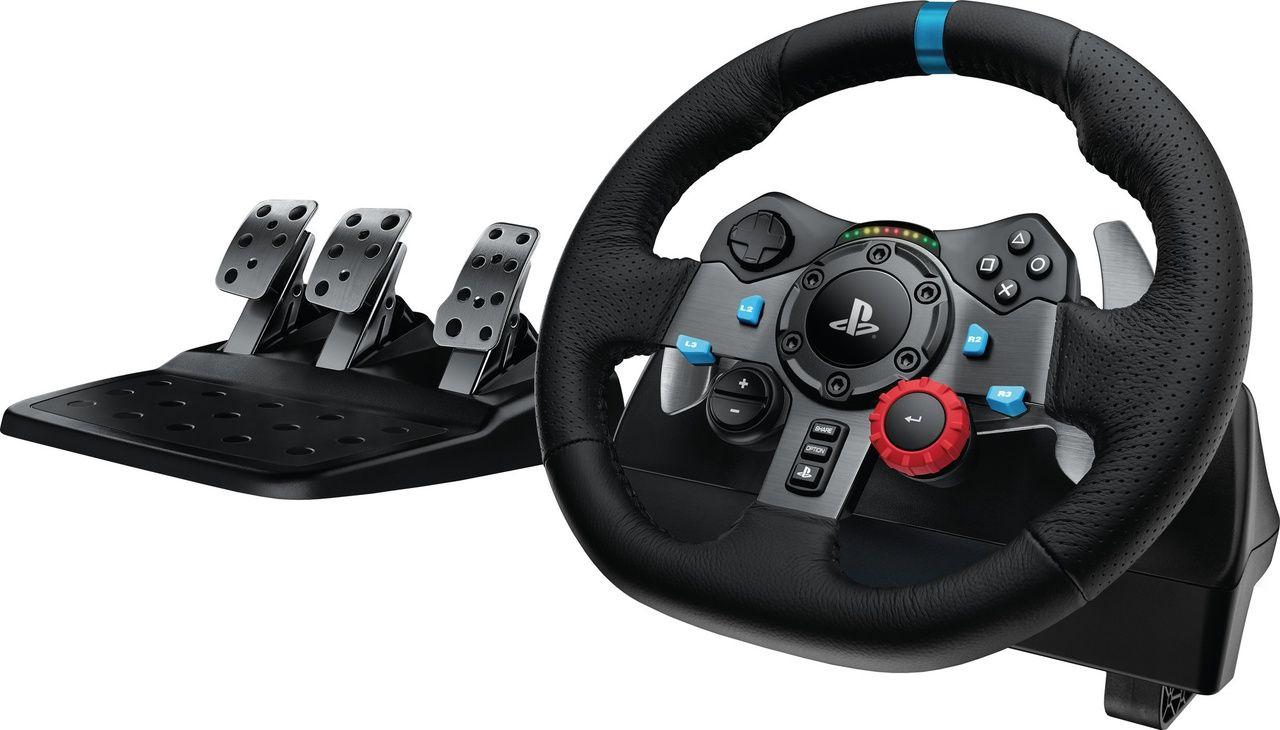 Logitech Driving Force G29 en G920