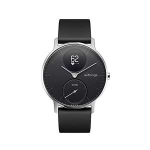 Withings/Nokia Steel HR Smartwatch zwart @Amazon.de