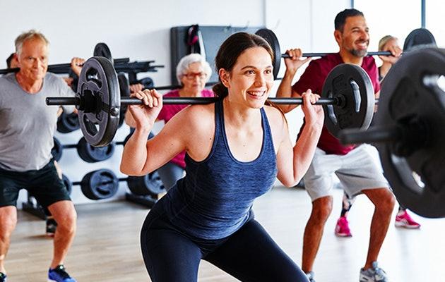 Met 90% korting 12 weken sporten zónder inschrijfkosten bij Fit For Free!