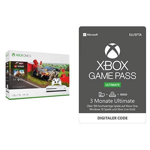 Xbox One S 1TB – Forza Horizon 4 LEGO Speed Champions of Star Wars Jedi: Fallen Order Bundle + 3 Maanden Xbox Game Pass Ultimate