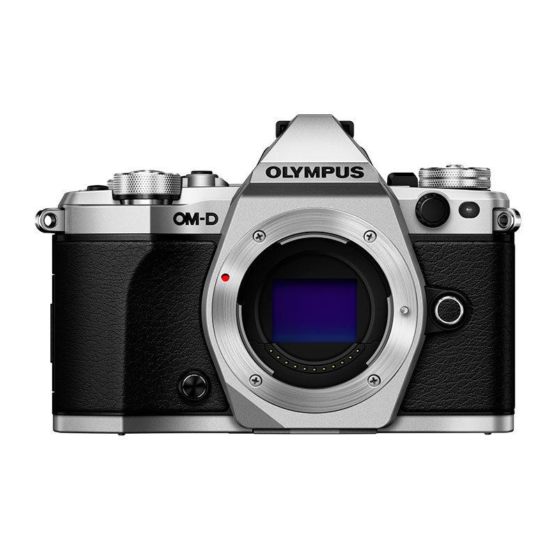 Olympus OM-D E-M5 Mark II systeemcamera Body Zilver @ cameranu.nl
