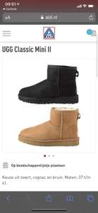Aldi Black Friday UGGS Deal - Classic Mini Voor €99