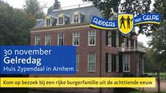 Zaterdagochtend 30 november gratis naar Kasteel Zypendaal in Arnhem