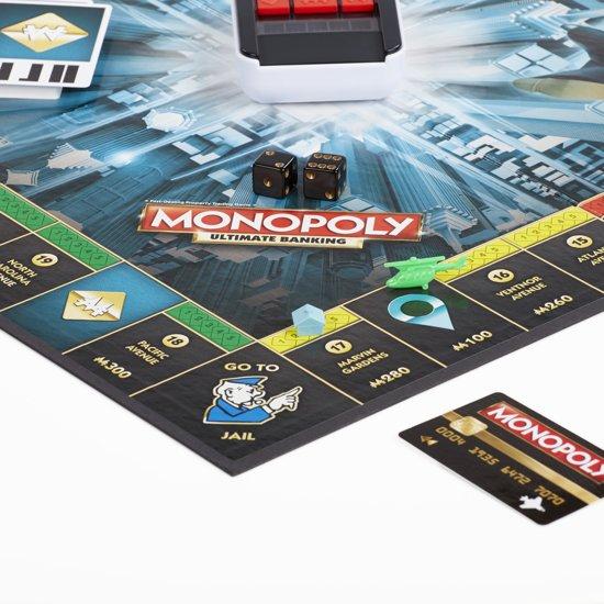 Monopoly Extreem Bankieren - Bordspel (44% korting)