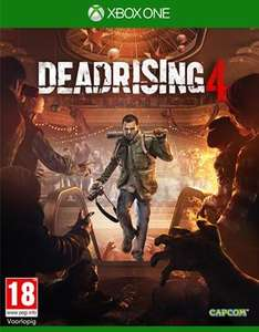 Dead Rising 4 (Xbox One) @ Game Mania