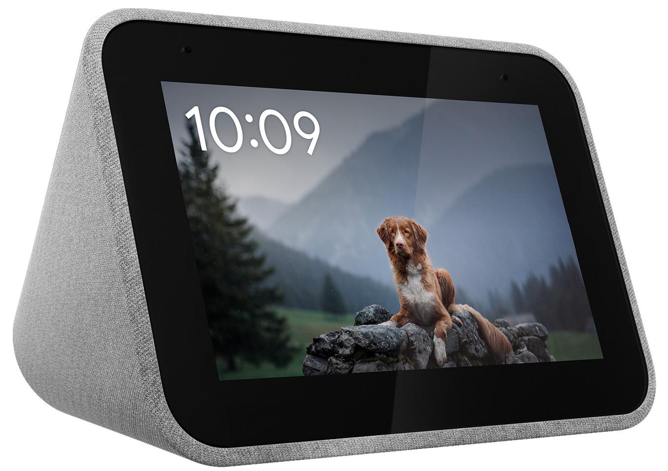 Lenovo Smart Clock met Google Assistent @ Lenovo Store