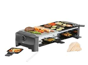 PRINCESS 162820 Raclette 8 Stone & Grill Party