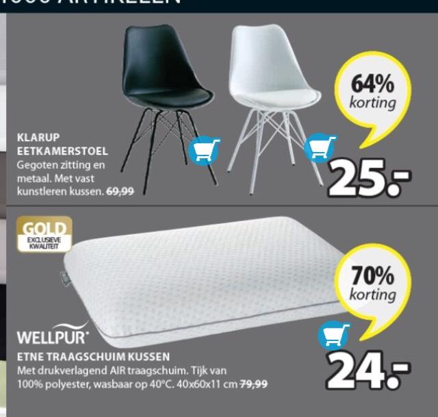 JYSK Black Friday Deals: Tot 70% korting op slaapbanken, gaming stoelen & meer