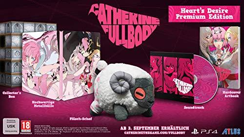Catherine Full Body: Premium Edition PS4 Games