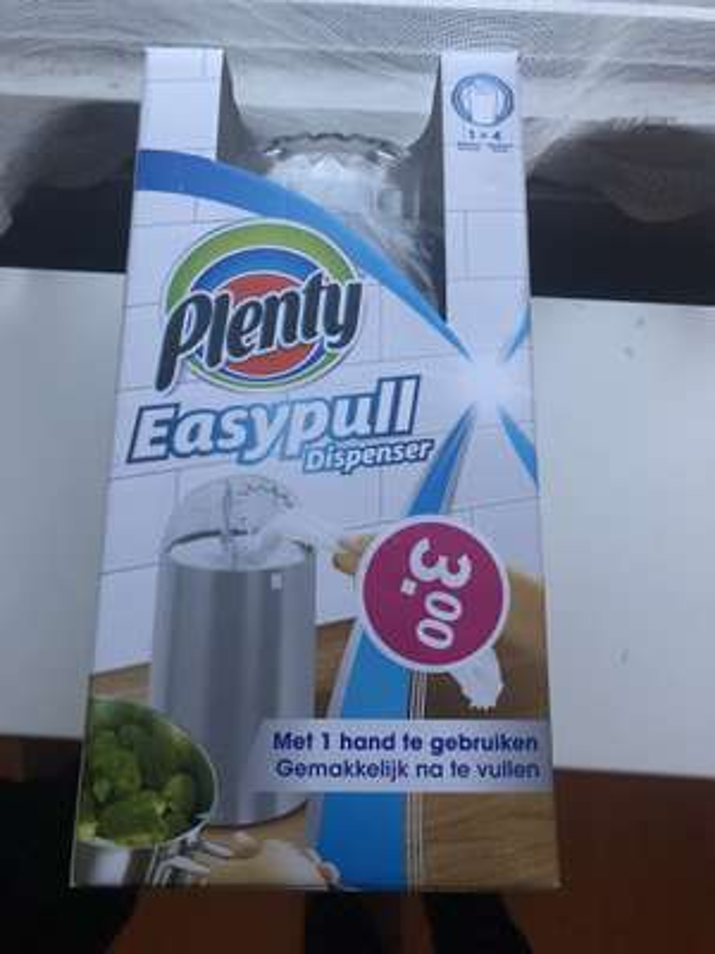 [Lokaal] Plenty Easypull Dispenser bij AH voor€3,00