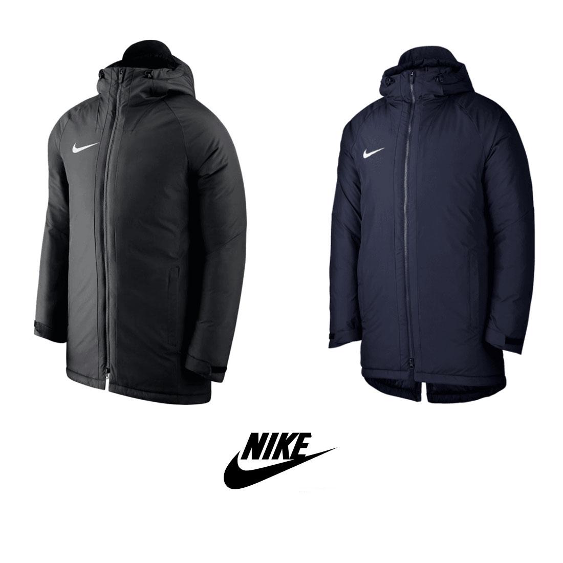 Nike Academy 18 jas met capuchon @ Geomix