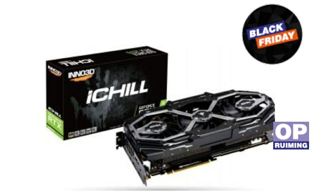 Inno3D GeForce RTX 2070 iChill X3 Jekyll - Grafische kaart