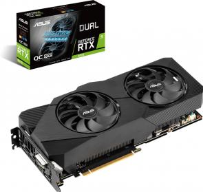Asus GeForce RTX 2070 EVO OC videokaart bij Azerty voor € 459,95