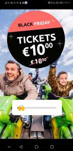Toverland BLACK FRIDAY deal: Tickets voor €10