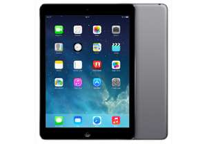 Apple iPad Air WiFi + Cellular 32GB (grijs) voor € 599 @ Saturn / Media Markt / Wehkamp
