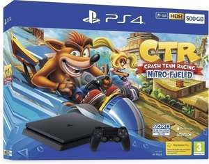 Black Friday PS4 Deal: PS4 Slim 500GB + Crash Team Racing Nitro-Fueled @ BCC