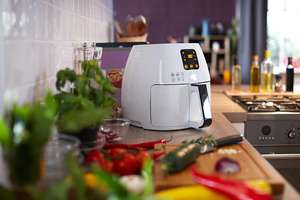 Philips avance collection airfryer XL wit