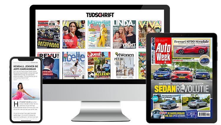 1 maand gratis tijdschriften bij tijdschrift.nl